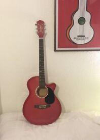 Cool Western Acoustic Beginner Guitar