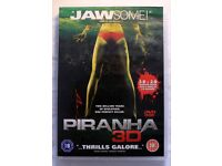 Piranha 2D+3D (Film DVD)