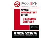 Driving lessons Glasgow. WEST END