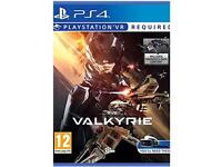 Wanted Eve Valkyrie PSVR game