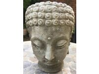 Willow stone: Small Buddha Head Planter