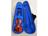 Stentor Student 1/8th Violin and Case