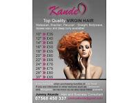 Brazilian, Peruvian and Malaysian 100% Human Hair Extensions, Closures, Frontals & Wigs Grade 8