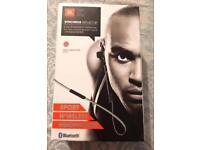 JBL wireless headphones