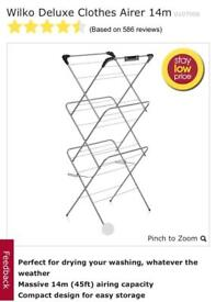 Cloth stand/ cloth airer