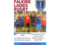 Falkirk Ladies Rugby **Need You**