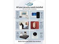 CCTV Alarms Spray Fog Free brochure