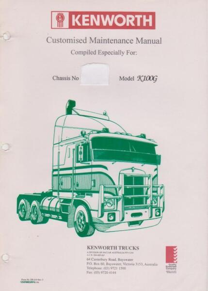 Dorable Kenworth Truck Wiring Schematics Embellishment - Wiring ...