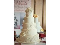 Wedding Cake Decorator Required