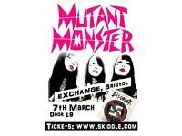 Mutant Monster & Disorder