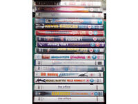 14 x Comedy DVDs including The Office, Kevin Bridges and Michael McIntyre