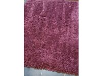Large Luxury Thick Shaggy NEXT rug VGC