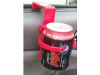 TOURING CAR DOOR MOUNTED CUP AND TRAY HOLDER (2 SETS FOR PRICE OF 1SET)