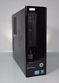 Custom Desktop SFF PC i3-3220 3.3GHz 4GB 500GB MSI Ver:1.2 M5-7677 DVDRW inc VAT