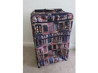 IT Super Lightweight Trolley Suitcase