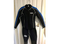 Woman's 3mm Wetsuit with Jacket
