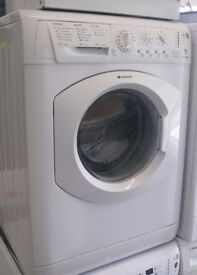 Hotpoint 6kg load 1400 spin washing machine A energy rated
