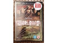 DVD - New/Unopened 'Pirates of the Caribbean: At World's End'