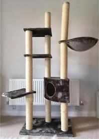 Free cat tree - used