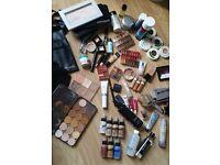 Massive makeup lot - great for new makeup artists
