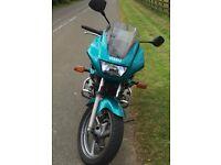 Yamaha Diversion xj600s low mileage