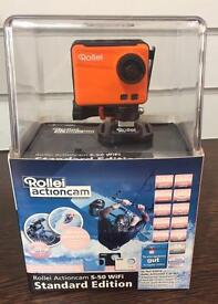 Roller s50 se action camera - BRAND NEW