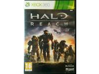 Halo Reach for Xbox 360 (used)