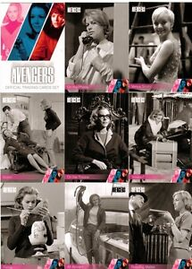 The Women of Avengers Full 54 Card Base Set of Trading Cards - Unstoppable Cards