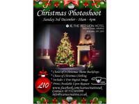 Christmas Photo Shoot @ Red Lion Hotel