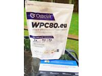 OstroVit WPC 80 900 g -a high quality whey protein concentrate!