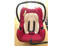 FOR SALE Mothercare car seat in excellent condition