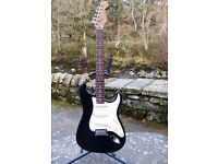 Fender USA Standard Stratocaster 1996 with Case