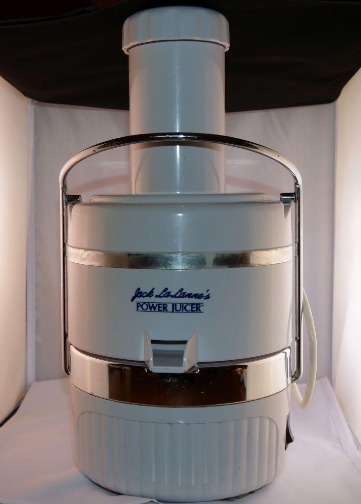 Jack la lannes power juicer fruit juicer and veg juicer for Alpine cuisine power juicer