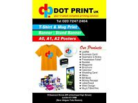 Best Price, Fast & Quality one stop printing house @ 9 Davenant Street E1 5NB (near Aldgate)