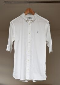 AllSaints Redondo Half Sleeve Shirt/Small