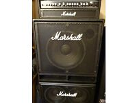 Marshall MBC 115 1x15 300-600 W RMS Bass Guitar Amplifier Cab (Cabinet Rig Stack etc)