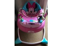 Bright stars Disney baby walker