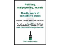 Painting, decorating, murals in Whitchurch Cardiff