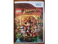 Lego Indiana Jones: The Original Adventures for Nintendo Wii (also works on Wii U)