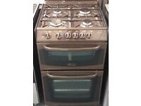 Cannon 55cm wide gas cooker