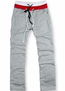 Men-Casual-Sport-Sweat-Pants-Harem-Training-Dance-Baggy-Jogging-Trousers-Slack-G