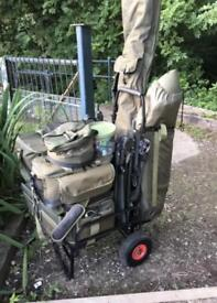 Dynamic Carp fishing Trolley