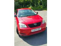 2004 Toyota Corolla 1.4 Petrol for sale