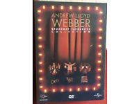 Andrew Lloyd Webber Broadway Favoutites Collection dvd box set