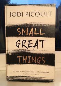 Small Great Things - Jodi Pocoult - hardback