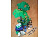Playmobil 3236 selection of parts.