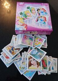 Disney Princess Matching Pairs Game