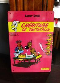 Lucky Luke L'HERITAGE DE RANTANPLAN