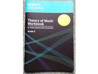 Theory of Music – Grade 5 Workbook