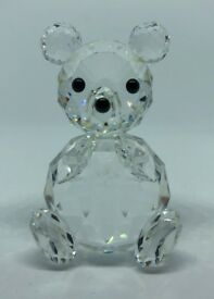 Swarovski Crystal Teddy Bear